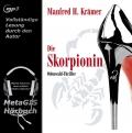 Hörbuch - Die Skorpionin - Odenwald Thriller